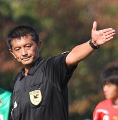 兵庫県サッカー協会 審判委員長 大西 弘幸