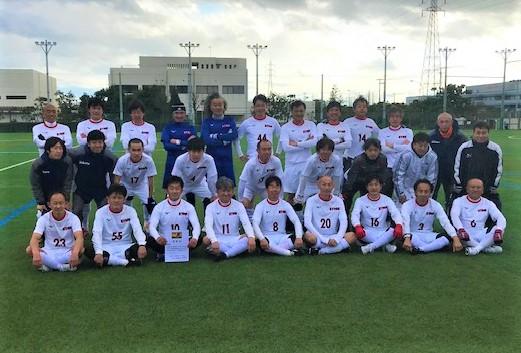 2021年JFA第20回全日本O-50サッカー大会兵庫県大会